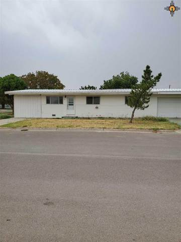 801 Ave P, Eunice, NM 88231 (MLS #20204836) :: Rafter Cross Realty