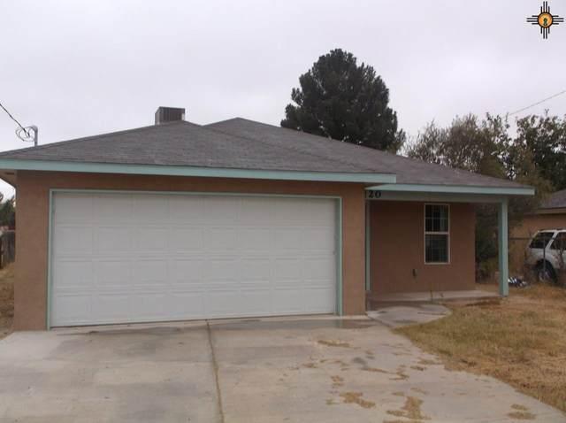 120 S Fifth Street, Carlsbad, NM 88220 (MLS #20204863) :: Rafter Cross Realty