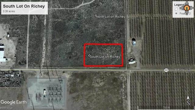 South Lot E Richey Ave., Artesia, NM 88210 (MLS #20204872) :: Rafter Cross Realty