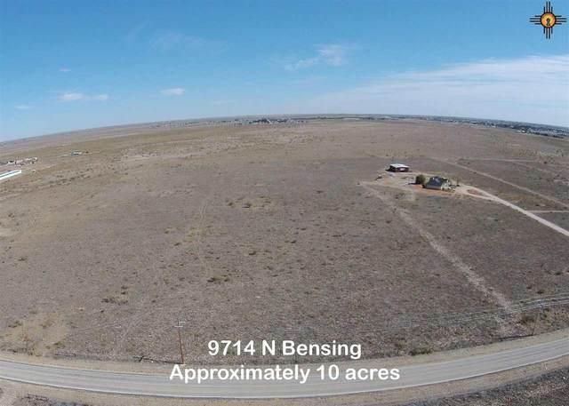 9714 N Bensing, Hobbs, NM 88242 (MLS #20204956) :: Rafter Cross Realty