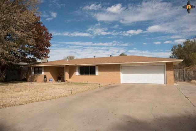 1709 Fairway Terrace, Clovis, NM 88101 (MLS #20205025) :: Rafter Cross Realty