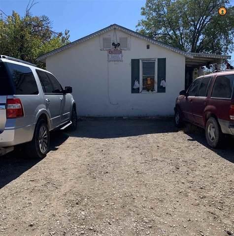 2401 Iowa St., Carlsbad, NM 88220 (MLS #20205104) :: Rafter Cross Realty