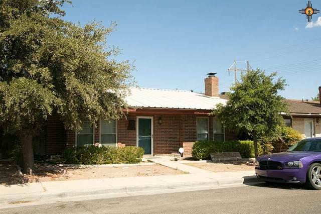3006 Montgomery Street, Hobbs, NM 88240 (MLS #20205199) :: Rafter Cross Realty