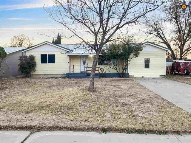 503 S Fourth, Jal, NM 88252 (MLS #20205274) :: Rafter Cross Realty