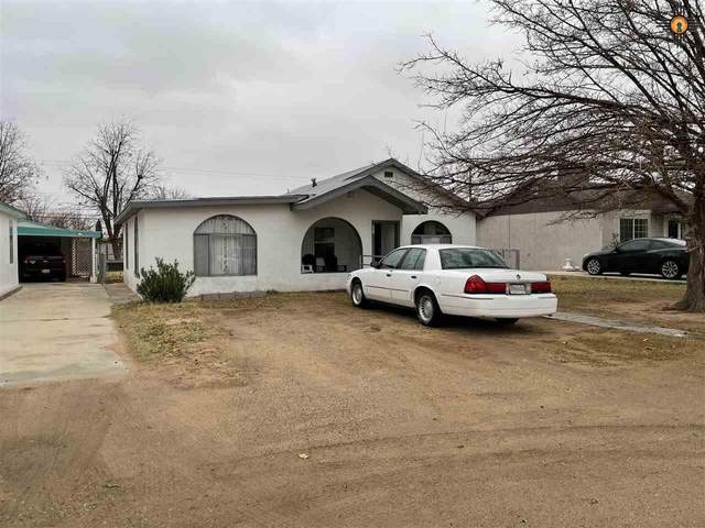 210 S Fifth, Loving, NM 88256 (MLS #20205295) :: Rafter Cross Realty