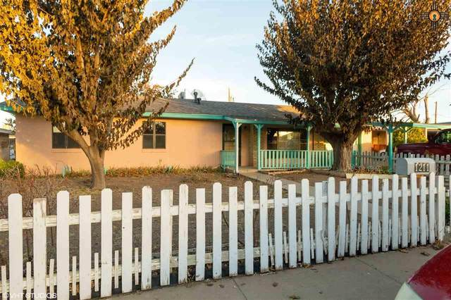 1211 S Michigan, Roswell, NM 88203 (MLS #20205323) :: Rafter Cross Realty