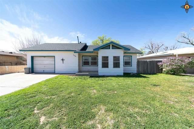 1122 S Abilene Ave, Portales, NM 88130 (MLS #20205345) :: Rafter Cross Realty