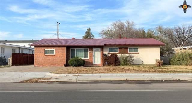 1408 W Hermosa Drive, Artesia, NM 88210 (MLS #20205353) :: Rafter Cross Realty