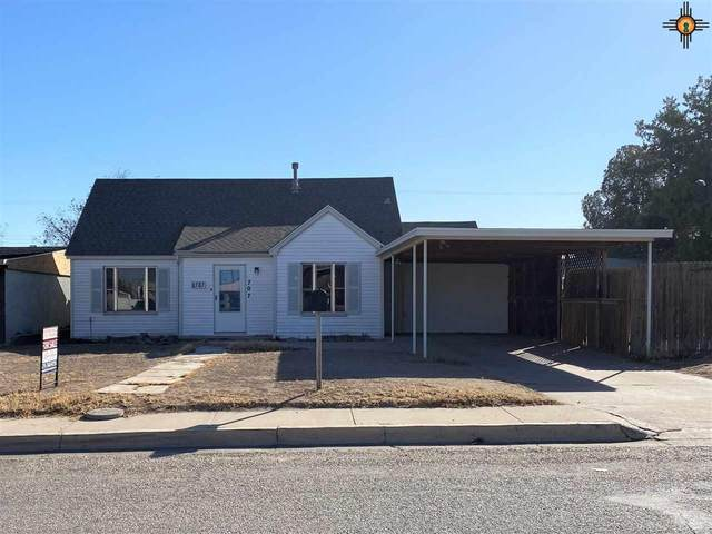 707 W Texas Avenue, Artesia, NM 88210 (MLS #20205359) :: Rafter Cross Realty