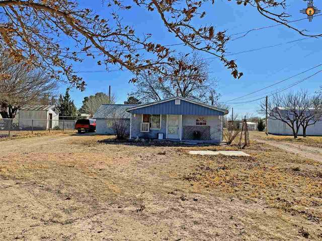 615 E 3rd Street, Tatum, NM 88267 (MLS #20205413) :: Rafter Cross Realty