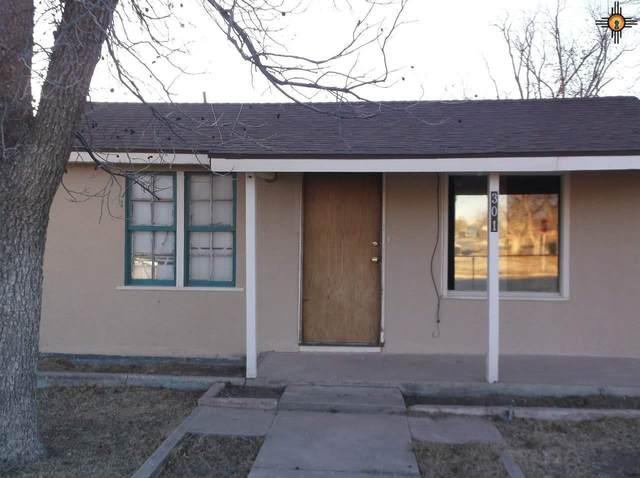 301 S Maple Street, Carlsbad, NM 88220 (MLS #20205417) :: Rafter Cross Realty