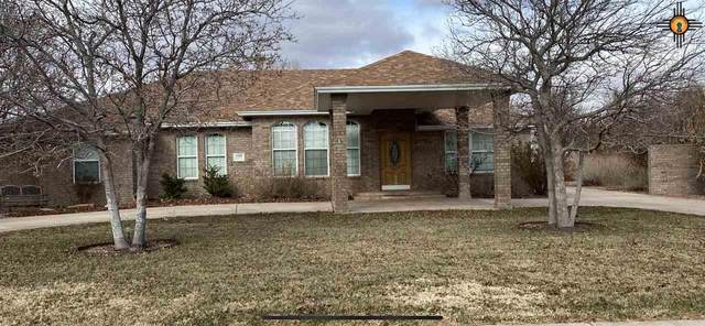 4000 Springwood Drive, Clovis, NM 88101 (MLS #20205459) :: Rafter Cross Realty
