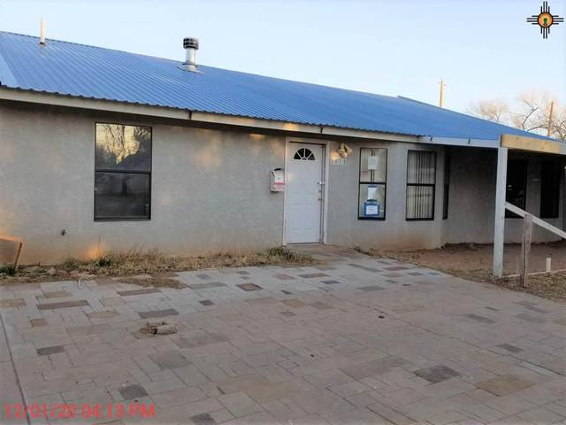 1815 S Ave J Place, Portales, NM 88130 (MLS #20205469) :: Rafter Cross Realty