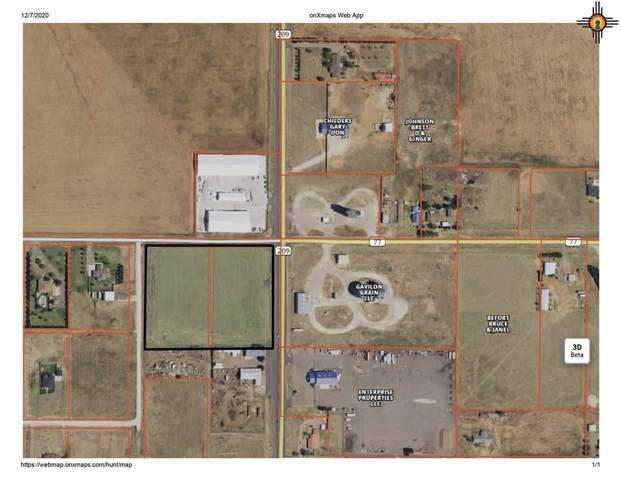 5160 Prince, Clovis, NM 88101 (MLS #20205517) :: Rafter Cross Realty
