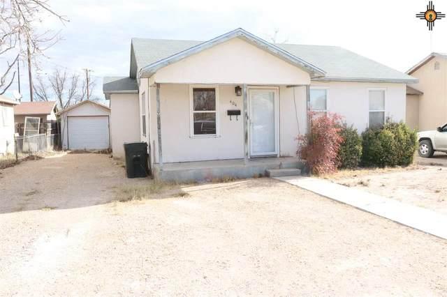 404 S Elm Street, Carlsbad, NM 88220 (MLS #20205571) :: Rafter Cross Realty