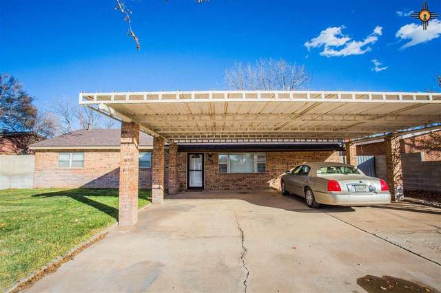 1602 16th St, Eunice, NM 88231 (MLS #20205645) :: Rafter Cross Realty