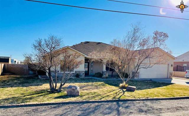 4004 S Jesse James Court, Carlsbad, NM 88220 (MLS #20205710) :: Rafter Cross Realty
