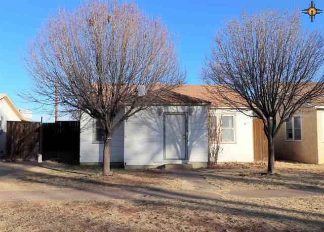 1421 Ross St, Clovis, NM 88101 (MLS #20205723) :: Rafter Cross Realty