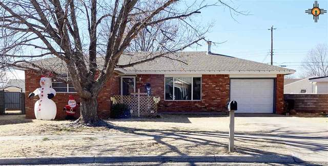 117 Waneta Circle, Clovis, NM 88101 (MLS #20205767) :: Rafter Cross Realty