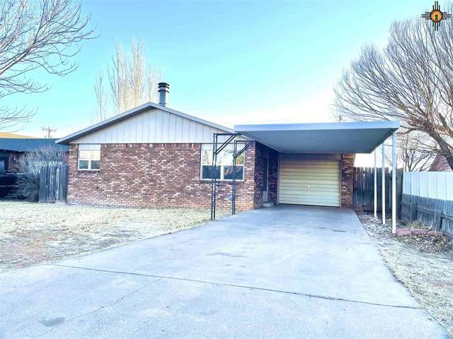 3205 Ross, Clovis, NM 88101 (MLS #20205783) :: Rafter Cross Realty