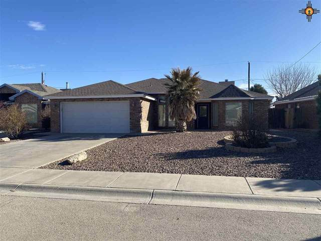 1210 S 15th Street, Artesia, NM 88210 (MLS #20205801) :: Rafter Cross Realty