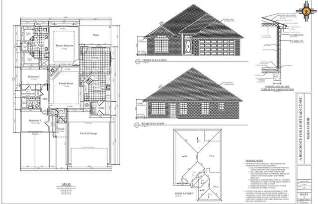 2528 Joe Lane, Clovis, NM 88101 (MLS #20205813) :: Rafter Cross Realty