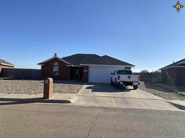 4629 Sandstone Dr., Clovis, NM 88101 (MLS #20205823) :: Rafter Cross Realty