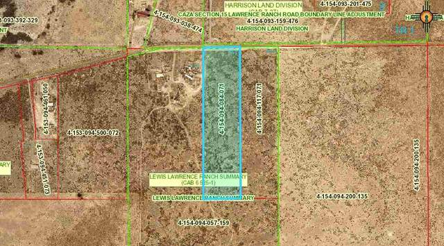 S OF 314 Lawrence Ranch Road, Lake Arthur, NM 88253 (MLS #20210012) :: Rafter Cross Realty