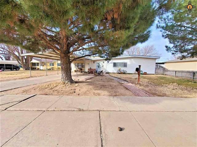 1504 E Penasco Dr., Hobbs, NM 88240 (MLS #20210064) :: Rafter Cross Realty