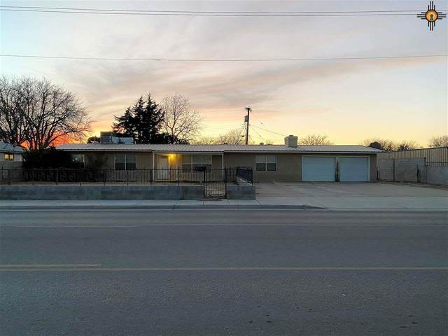 506 S 13th St, Artesia, NM 88210 (MLS #20210065) :: Rafter Cross Realty