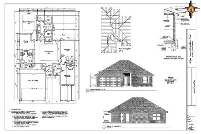 2509 Joe's Lane, Clovis, NM 88101 (MLS #20210103) :: Rafter Cross Realty