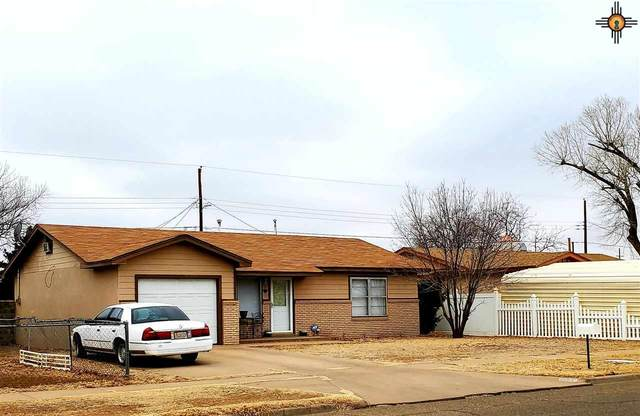 1936 Cameo St, Clovis, NM 88101 (MLS #20210136) :: Rafter Cross Realty