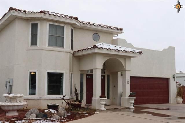 810 Firestone Court, Carlsbad, NM 88220 (MLS #20210141) :: Rafter Cross Realty
