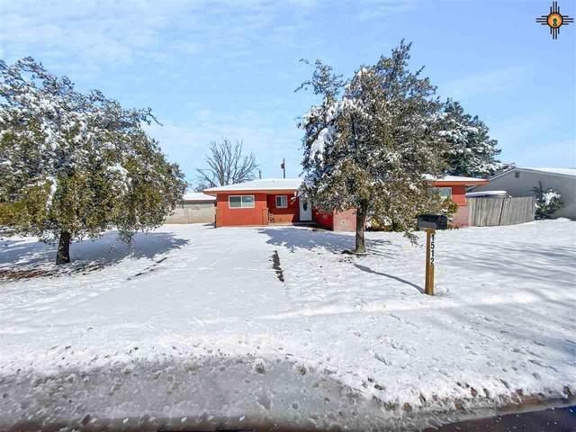 1512 W Polk Ave, Lovington, NM 88260 (MLS #20210168) :: Rafter Cross Realty