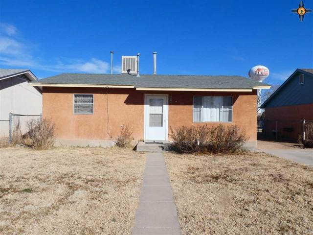 808 W Cannon Ave, Artesia, NM 88210 (MLS #20210205) :: Rafter Cross Realty