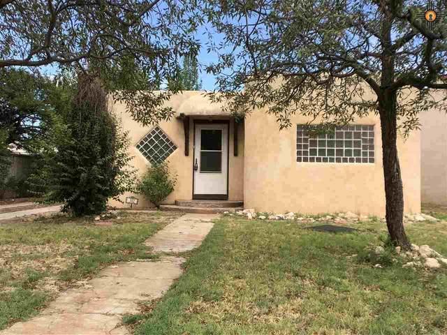 312 Avenue J, Portales, NM 88130 (MLS #20210232) :: Rafter Cross Realty