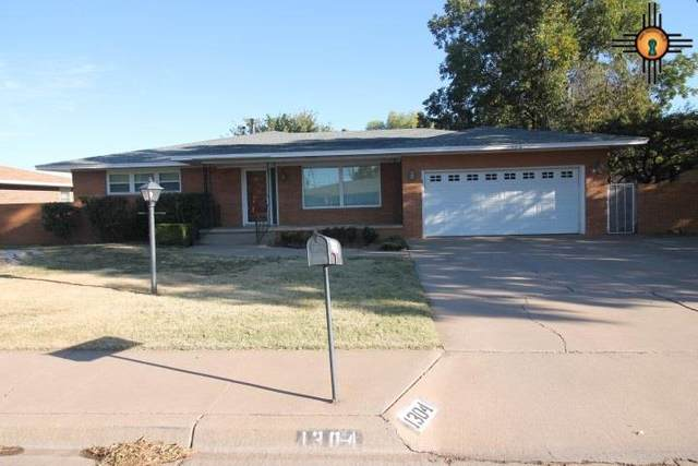 1304 Stratford, Clovis, NM 88101 (MLS #20210234) :: Rafter Cross Realty