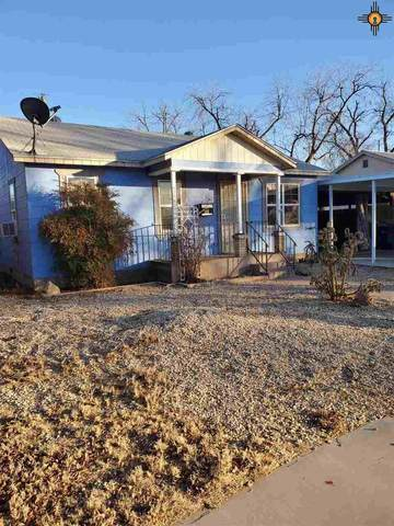 114 Margaret Street, Carlsbad, NM 88220 (MLS #20210284) :: Rafter Cross Realty