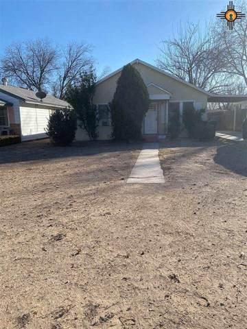 2307 Avenue B, Carlsbad, NM 88220 (MLS #20210287) :: Rafter Cross Realty