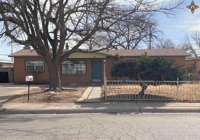 1303 W Washington Avenue, Artesia, NM 88210 (MLS #20210313) :: Rafter Cross Realty
