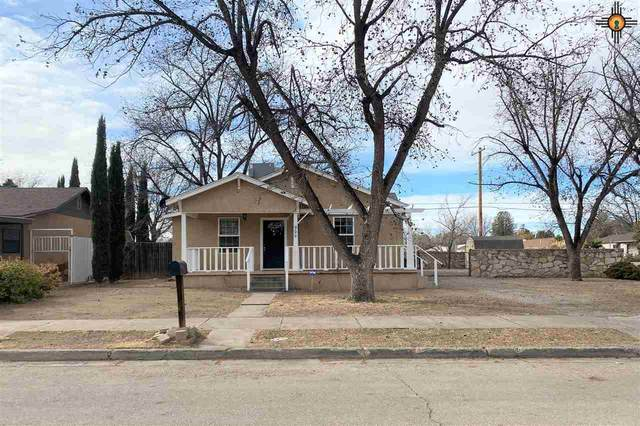 900 S Sixth Street, Artesia, NM 88210 (MLS #20210315) :: Rafter Cross Realty