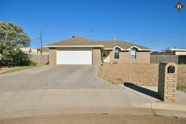 528 La Salle, Clovis, NM 88101 (MLS #20210327) :: Rafter Cross Realty