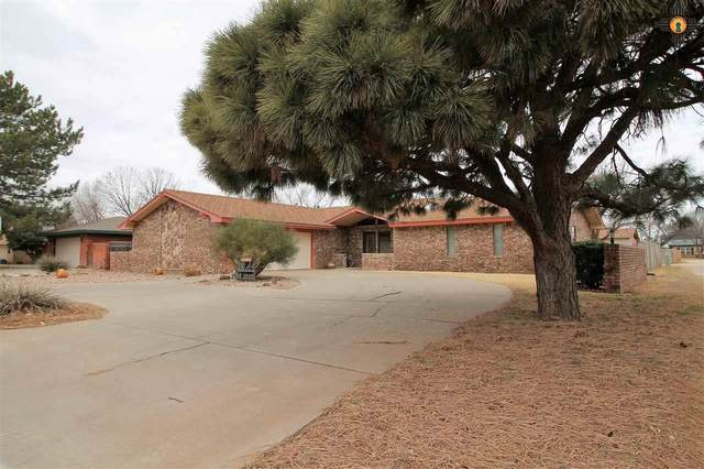 1512 Pr Lyons, Clovis, NM 88101 (MLS #20210332) :: Rafter Cross Realty