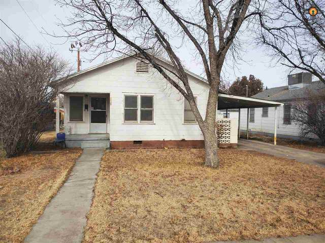 1204 W Bonbright Street, Carlsbad, NM 88220 (MLS #20210333) :: Rafter Cross Realty