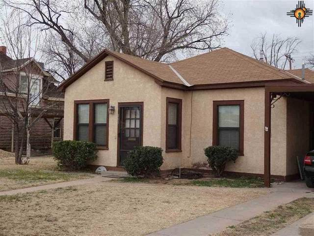 805 W Main Street, Artesia, NM 88210 (MLS #20210335) :: Rafter Cross Realty