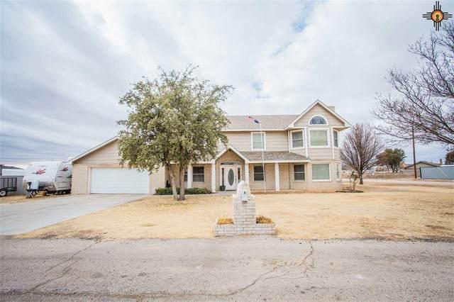 4521 N Meadowbrook St, Hobbs, NM 88240 (MLS #20210336) :: Rafter Cross Realty