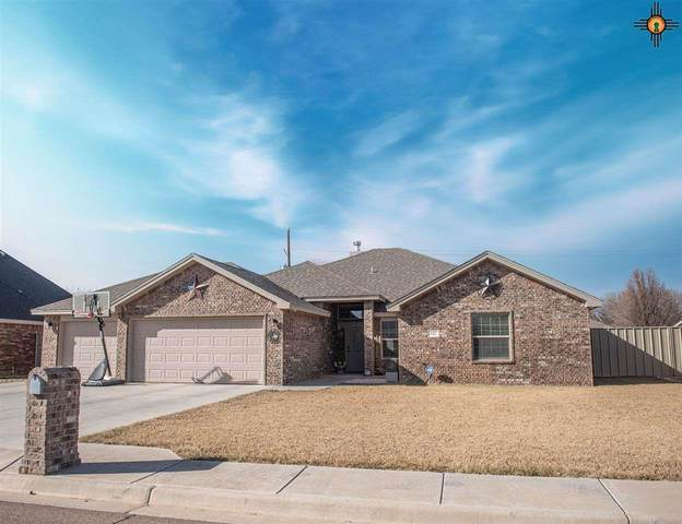 612 Providence Circle, Clovis, NM 88101 (MLS #20210341) :: Rafter Cross Realty