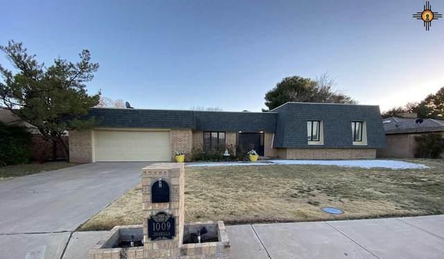 1009 W Jicarilla St, Hobbs, NM 88240 (MLS #20210355) :: Rafter Cross Realty