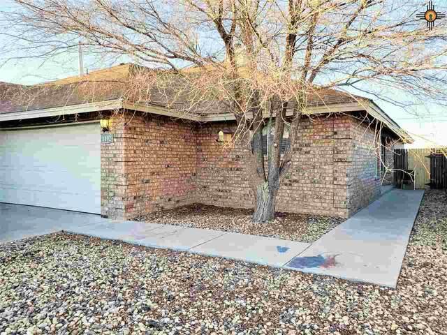 1402 W Jackson Ave., Lovington, NM 88260 (MLS #20210358) :: Rafter Cross Realty