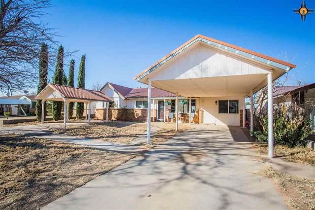 805 S 4th Street, Jal, NM 88252 (MLS #20210362) :: Rafter Cross Realty